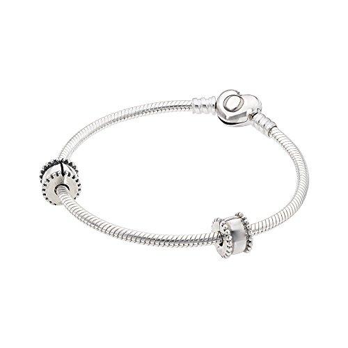 人気商品は パンドラ ブレスレット アクセサリー ブランド かわいい 【送料無料】Pandora Women Iconic Heart Bracelet Set with 2 Clips & 1 Charm Jewelry USB795219パンドラ ブレスレット アクセサリー ブランド かわいい, トップマート e66e4c21