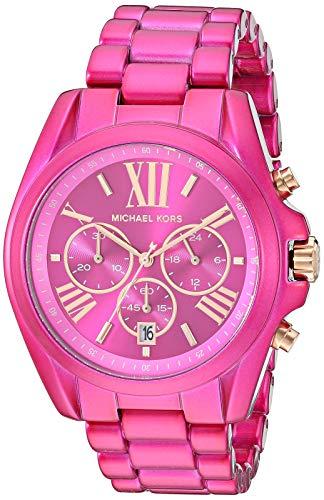 マイケルコース 腕時計 レディース マイケル・コース アメリカ直輸入 【送料無料】Michael Kors Women's Bradshaw Quartz Watch with Stainless Steel Strap, Pink, 22 (Model: MK6719)マイケルコース 腕時計 レディース マイケル・コース アメリカ直輸入
