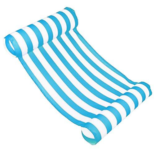 フロート プール 水遊び 浮き輪 【送料無料】Swimline New 9044 Premium Swimming Pool Floating Water Hammock Lounge Chairフロート プール 水遊び 浮き輪