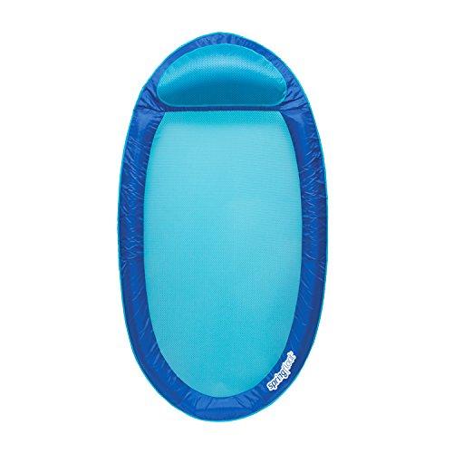 フロート プール 水遊び 浮き輪 13868-162 SwimWays Original Spring Float - Floating Swim Hammock for Pool or Lake - Dark Blue/Light Blueフロート プール 水遊び 浮き輪 13868-162