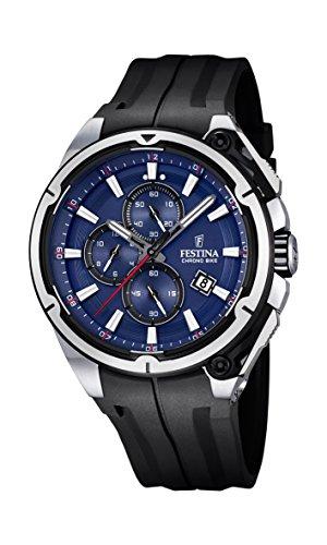 フェスティナ フェスティーナ スイス 腕時計 メンズ F16882/2 【送料無料】Festina F16882-2 Mens 2015 Chrono Bike Tour De France Black Watchフェスティナ フェスティーナ スイス 腕時計 メンズ F16882/2