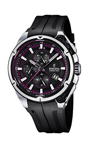 フェスティナ フェスティーナ スイス 腕時計 メンズ F16882/6 Festina F16882-6 Mens 2015 Chrono Bike Tour De France Black Watchフェスティナ フェスティーナ スイス 腕時計 メンズ F16882/6
