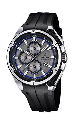 フェスティナ フェスティーナ スイス 腕時計 メンズ F16882/3 Festina F16882-3 Mens 2015 Chrono Bike Tour De France Black Watchフェスティナ フェスティーナ スイス 腕時計 メンズ F16882/3