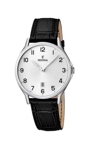 フェスティナ フェスティーナ スイス 腕時計 メンズ F16745/1 Festina Classic Mens Wristwatch Classic & Simpleフェスティナ フェスティーナ スイス 腕時計 メンズ F16745/1