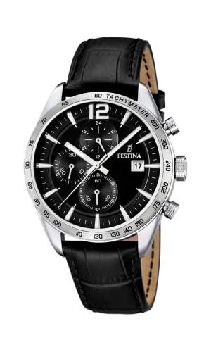 フェスティナ フェスティーナ スイス 腕時計 メンズ F16760/4 【送料無料】Festina Chrono Sport F16760/4 Mens Chronograph Solid Caseフェスティナ フェスティーナ スイス 腕時計 メンズ F16760/4