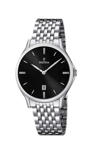 フェスティナ フェスティーナ スイス 腕時計 メンズ F16744/4 Festina Classic F16744/4 Mens Wristwatch Classic & Simpleフェスティナ フェスティーナ スイス 腕時計 メンズ F16744/4