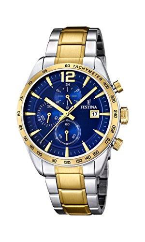 フェスティナ フェスティーナ スイス 腕時計 メンズ F16761/2 【送料無料】Festina Chrono Sport F16761/2 Mens Chronograph Solid Caseフェスティナ フェスティーナ スイス 腕時計 メンズ F16761/2