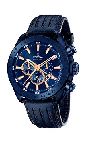 フェスティナ フェスティーナ スイス 腕時計 メンズ F16898/1 【送料無料】Festina Chrono Sport F16898/1 Mens Chronograph Second Time Zoneフェスティナ フェスティーナ スイス 腕時計 メンズ F16898/1
