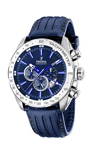 フェスティナ フェスティーナ スイス 腕時計 メンズ F16489/B 【送料無料】Festina Sport F16489/B Mens Chronograph Classic & Simpleフェスティナ フェスティーナ スイス 腕時計 メンズ F16489/B