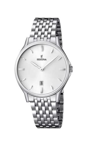 フェスティナ フェスティーナ スイス 腕時計 メンズ F16744/2 Festina Classic F16744/2 Mens Wristwatch Classic & Simpleフェスティナ フェスティーナ スイス 腕時計 メンズ F16744/2