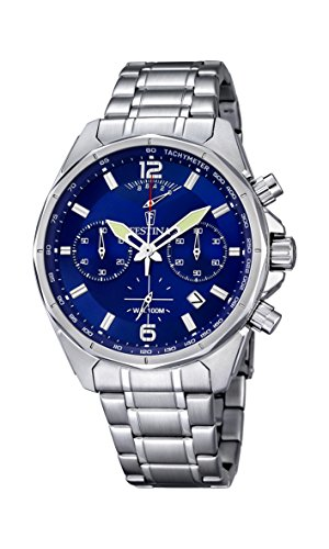 フェスティナ フェスティーナ スイス 腕時計 メンズ F6835/3 Men's Watch - FESTINA - Stainless Steel - Chronograph - F6835/3フェスティナ フェスティーナ スイス 腕時計 メンズ F6835/3