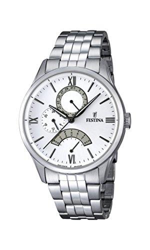 フェスティナ フェスティーナ スイス 腕時計 メンズ F16822/1 Festina Classic F16822/1 Mens Wristwatch Classic & Simpleフェスティナ フェスティーナ スイス 腕時計 メンズ F16822/1