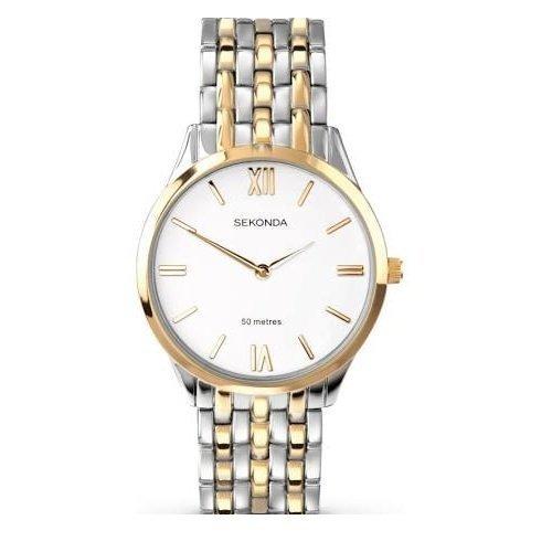 セコンダ イギリス 腕時計 メンズ 3449 SEKONDA GENTS PRESS BUTTON RELEASE STRAP WATCH 3449 RRP ?49.99セコンダ イギリス 腕時計 メンズ 3449