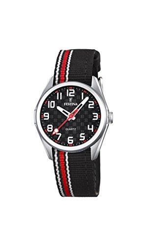 フェスティナ フェスティーナ スイス 腕時計 レディース F16904/3 Festina Junior Collection F16904/3 Watch for boys Excellent readabilityフェスティナ フェスティーナ スイス 腕時計 レディース F16904/3