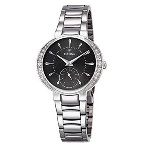 フェスティナ フェスティーナ スイス 腕時計 レディース F16909/2 【送料無料】Festina Mademoiselle F16909/2 Casual Women's watch With Zirconsフェスティナ フェスティーナ スイス 腕時計 レディース F16909/2