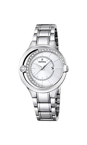 フェスティナ フェスティーナ スイス 腕時計 レディース F16947/1 【送料無料】Festina Klassik F16947/1 Wristwatch for women With Zirconsフェスティナ フェスティーナ スイス 腕時計 レディース F16947/1