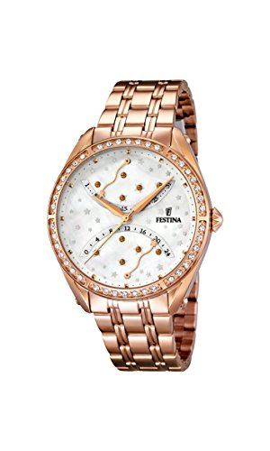 フェスティナ フェスティーナ スイス 腕時計 レディース F16742/1 【送料無料】Festina Classic Ladies F16742/1 Wristwatch for women With crystalsフェスティナ フェスティーナ スイス 腕時計 レディース F16742/1