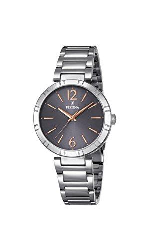 <title>無料ラッピングでプレゼントや贈り物にも 逆輸入並行輸入送料込 腕時計 フェスティナ フェスティーナ スイス レディース F16936 2 送料無料 Festina Klassik 安い Wristwatch for women Design Highlight腕時計</title>