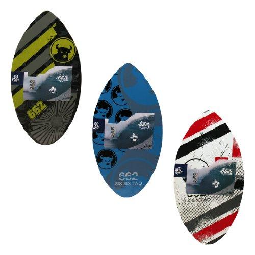 サーフィン スキムボード マリンスポーツ 10004390 【送料無料】662 Wood Graphic Skimboard, Assorted, 39-Inchサーフィン スキムボード マリンスポーツ 10004390