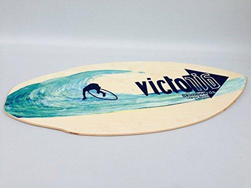 サーフィン スキムボード マリンスポーツ Victoria Woody Skimboard - Lサーフィン スキムボード マリンスポーツ