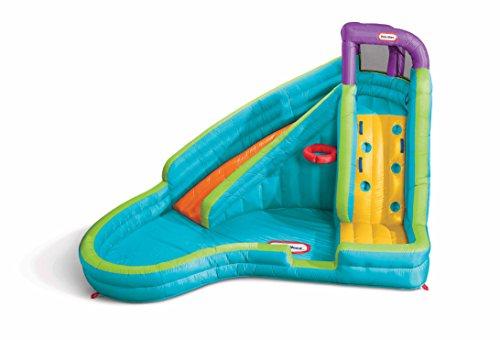 プール ビニールプール ファミリープール オーバルプール 家庭用プール 632914C Little Tikes Slam 'n Curve Slideプール ビニールプール ファミリープール オーバルプール 家庭用プール 632914C