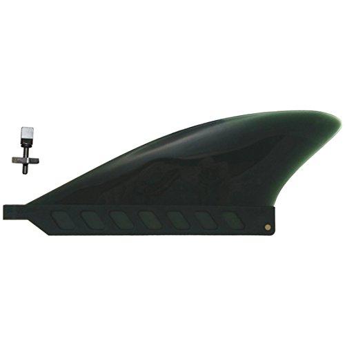 サーフィン フィン マリンスポーツ SS-SF3-black 【送料無料】saruSURF US Box Center River & surf SUP fin Safety Flex Soft 3