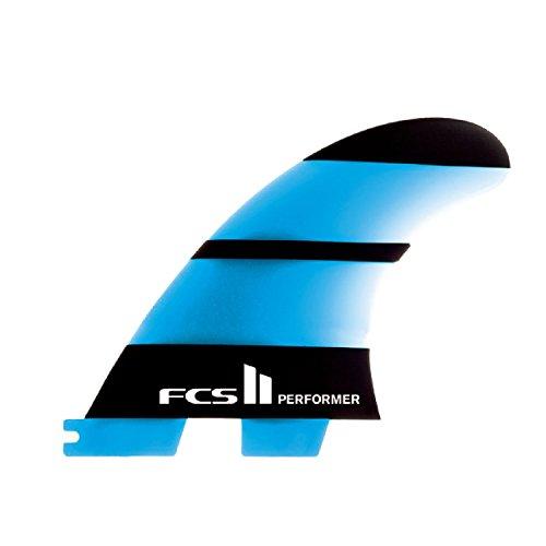 サーフィン フィン マリンスポーツ FCS FCS II Performer Neo Glass Tri Set (Extra Small)サーフィン フィン マリンスポーツ FCS