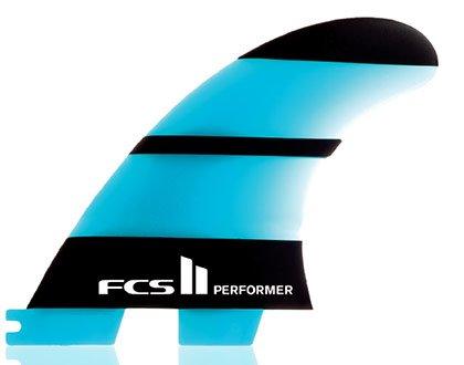 サーフィン フィン マリンスポーツ FCS II Performer Neo Glass Small Tri Finsサーフィン フィン マリンスポーツ