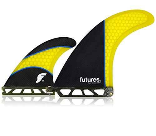 サーフィン フィン マリンスポーツ Future Fins Taylor Jensen 2+1 Longboard skeg and sidebite surfboard fin setサーフィン フィン マリンスポーツ