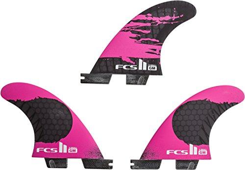 サーフィン X フィン マリンスポーツ Medina FCS II Gabriel Medina Thruster Performance Core Thruster Fin X Small Pinkサーフィン フィン マリンスポーツ, 住吉区:2c2a099f --- sunward.msk.ru