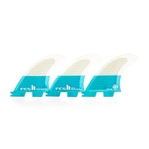 アンマーショップ サーフィン フィン サーフィン マリンスポーツ Blue FCS II Set Performer Performance Core Tri Fin Set - Blue - Smallサーフィン フィン マリンスポーツ, 【正規通販】:9edc2232 --- neuchi.xyz