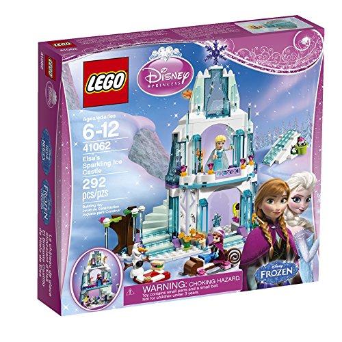 レゴ ディズニープリンセス 6100661 LEGO Disney Princess Elsa's Sparkling Ice Castle 41062レゴ ディズニープリンセス 6100661