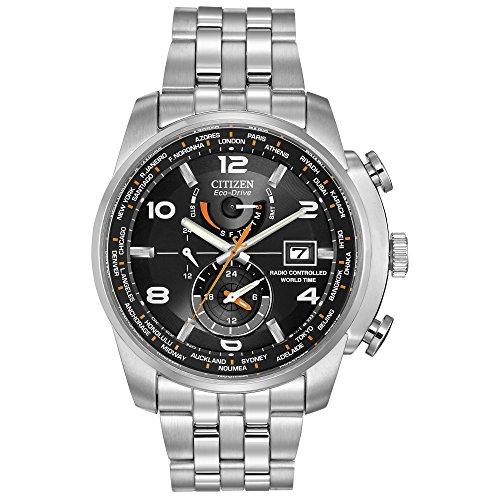 シチズン 逆輸入 海外モデル 海外限定 アメリカ直輸入 AT9010-52E Citizen Men's Eco-Drive World Time Atomic Timekeeping Watch with Day/Date, AT9010-52Eシチズン 逆輸入 海外モデル 海外限定 アメリカ直輸入 AT9010-52E