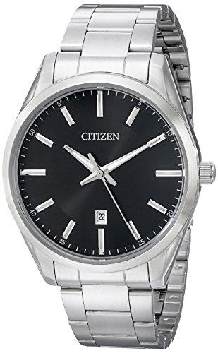 シチズン 逆輸入 海外モデル 海外限定 アメリカ直輸入 BI1030-53E Citizen Men's Quartz Stainless Steel Watch with Date, BI1030-53Eシチズン 逆輸入 海外モデル 海外限定 アメリカ直輸入 BI1030-53E