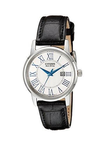 シチズン 逆輸入 海外モデル 海外限定 アメリカ直輸入 EW1568-04A 【送料無料】Citizen Women's Eco-Drive Stainless Steel Watch with Date, EW1568-04Aシチズン 逆輸入 海外モデル 海外限定 アメリカ直輸入 EW1568-04A