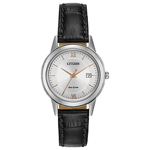 シチズン 逆輸入 海外モデル 海外限定 アメリカ直輸入 FE1086-04A 【送料無料】Citizen Women's Eco-Drive Stainless Steel Watch with Date, FE1086-04Aシチズン 逆輸入 海外モデル 海外限定 アメリカ直輸入 FE1086-04A