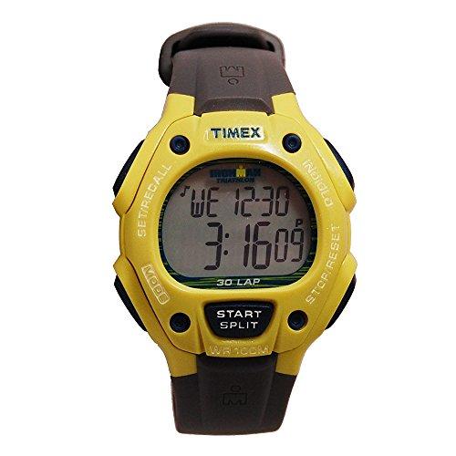 タイメックス 腕時計 メンズ T5K684 Timex Men's Ironman 30-Lap Digital Yellow Resin Watch T5K684タイメックス 腕時計 メンズ T5K684
