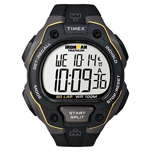 タイメックス 腕時計 メンズ T5K494E4 【送料無料】Timex Ironman 50lp Blkタイメックス 腕時計 メンズ T5K494E4