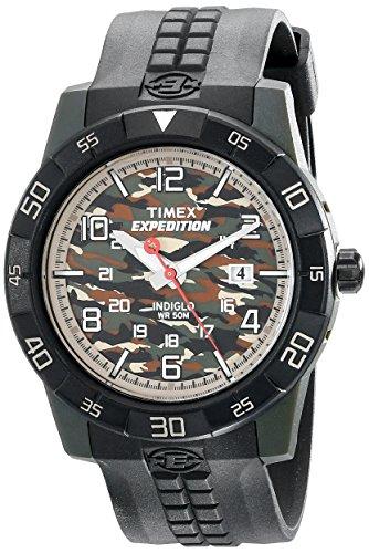 タイメックス 腕時計 メンズ T49892 【送料無料】Timex Expedition Analog Camoタイメックス 腕時計 メンズ T49892