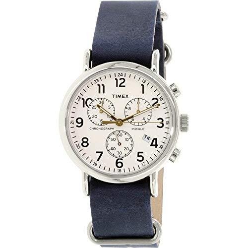 タイメックス 腕時計 メンズ Timex? WeekenderTM Chrono Oversized 【送料無料】Timex TW2P62100 Men's Weekender Chrono Oversized Analog Display Quartz Watchタイメックス 腕時計 メンズ Timex? WeekenderTM Chrono Oversized