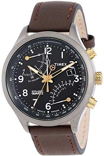 タイメックス 腕時計 メンズ T2N931AU 【送料無料】Timex Intelligent Quartz T2N931 Mens Fly Back Chronograph Watchタイメックス 腕時計 メンズ T2N931AU