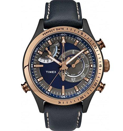 タイメックス 腕時計 メンズ TW2P72700 Timex Intelligent Quartz TW2P72700 Mens Blue Chrono Timer Watchタイメックス 腕時計 メンズ TW2P72700