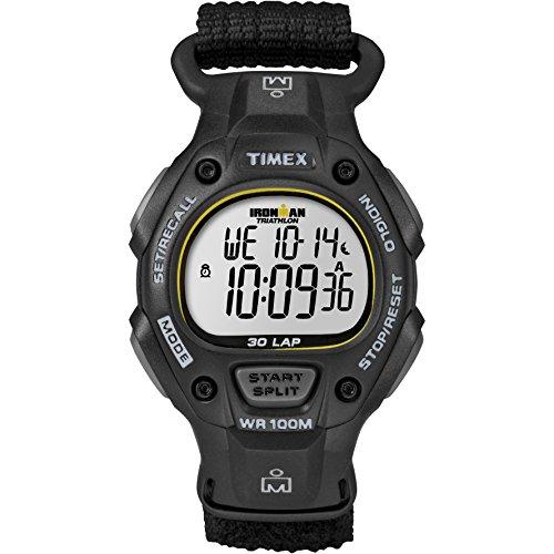タイメックス 腕時計 メンズ T5K693 Timex Men's T5K693 Ironman Classic 30 Full-Size Black Fast Wrap Watchタイメックス 腕時計 メンズ T5K693