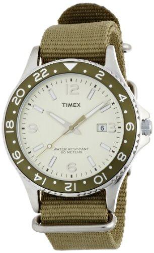 腕時計 タイメックス メンズ T2P035PF 【送料無料】Timex T2P035 Mens Olive 3 Hand Sport Watch腕時計 タイメックス メンズ T2P035PF