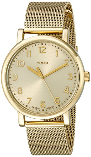 タイメックス 腕時計 メンズ T2N598 Timex Unisex T2N598AB Originals Analog Display Quartz Gold Watchタイメックス 腕時計 メンズ T2N598