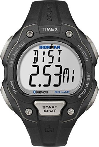 タイメックス 腕時計 メンズ TW5K86500 Timex Men's TW5K86500F5 Ironman Classic 50 Move + Watch with Black Resin Bandタイメックス 腕時計 メンズ TW5K86500