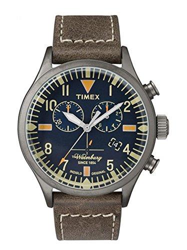 タイメックス 腕時計 メンズ TW2P84100 Timex The Waterbury Quartz Movement Blue Dial Men's Watch TW2P84100タイメックス 腕時計 メンズ TW2P84100