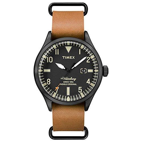 タイメックス 腕時計 メンズ TW2P64700 Timex The Waterbury TW2P64700 Mens Wristwatch Indiglo Illuminationタイメックス 腕時計 メンズ TW2P64700