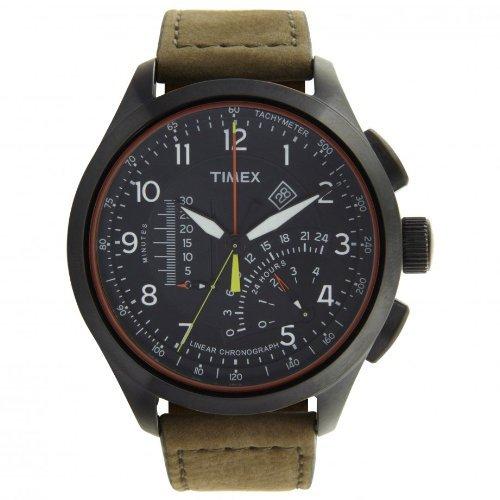タイメックス 腕時計 メンズ T2P276 Timex Intelligent Quartz Movement Black? Dial Men's Watch T2P276タイメックス 腕時計 メンズ T2P276