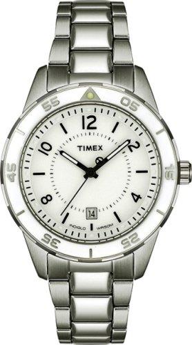 タイメックス 腕時計 レディース T2M520 【送料無料】Timex Women's T2M520 Premium Collection Sport Luxury Stainless Steel Bracelet Watchタイメックス 腕時計 レディース T2M520